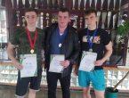 Гиревики вуза успешно выступили на чемпионате ДНР