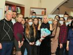 В библиотеке прошел литературно-музыкальный вечер русского романса