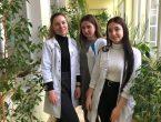 Студенты медико-фармацевтического факультета приняли участие в олимпиаде «PharmaCheck»