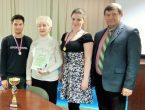 Спортсмены университета успешно выступили на республиканском шахматно-шашечном турнире