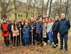 Студенты и сотрудники университета приняли участие в общегородском субботнике