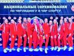 Команда университета по чирлидингу вошла в пятерку лучших команд Российской Федерации
