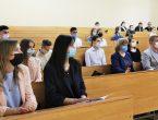 Прошла I-я научно-практическая конференция, посвященная защите научно-исследовательских работ слушателей Народного университета «Юный медик» за 2020 – 2021 учебный год