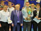 В университете состоялось торжественное закрытие соревнований  «Кубок ректора» и прошел «День спорта и здоровья»