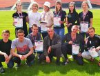 Легкоатлеты университета успешно выступили на «Студенческих спортивных играх Донбасса»