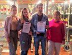 Студентка университета заняла первое место в Республиканском конкурсе «Физическая культура – здоровая нация»