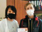 Университетская библиотека организовала флешмоб «Лето non-stop 2021»