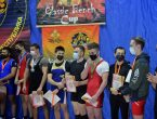 Студенты-медики первенствовали на республиканских соревнованиях по пауэрлифтингу