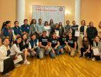 Студенты университета покорили «медицинские вершины»